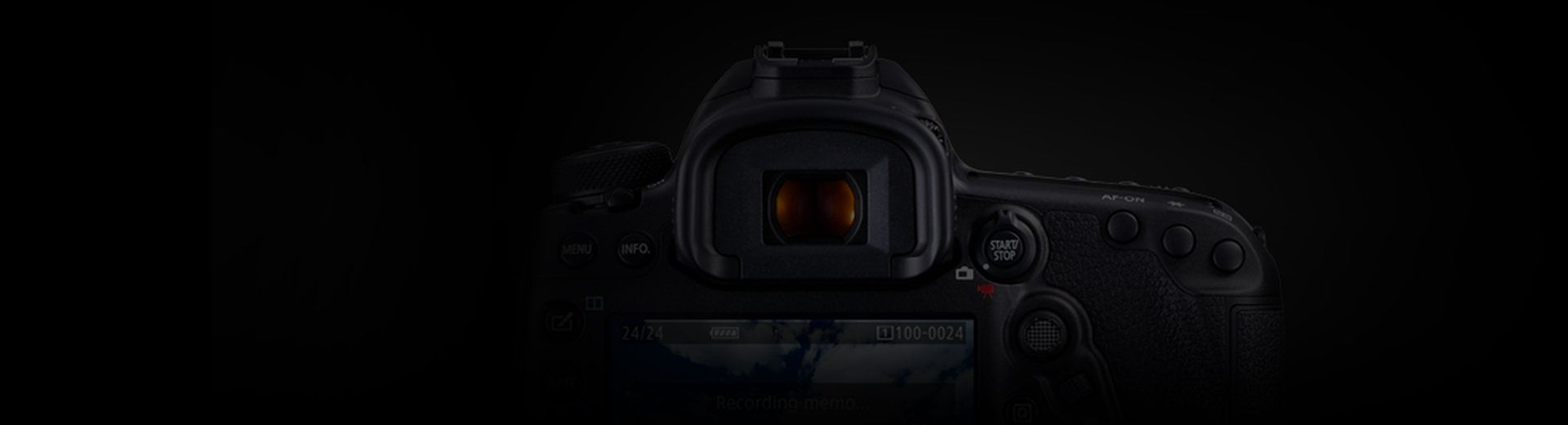 EOS 5D Mark IV Voice Tag Upgrade